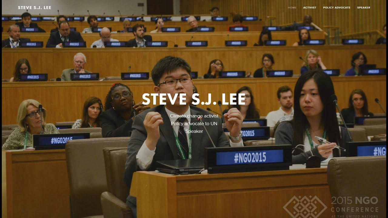 Steve Lee Speaking Series