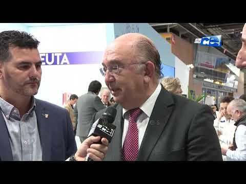 La Federación de Tenis de Ceuta presenta en FITUR sus principales torneos