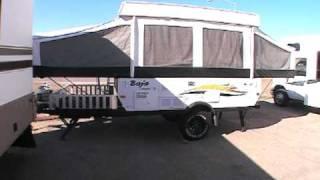 2006 Jayco Baja 10Y Tent Trailer Toy hauler