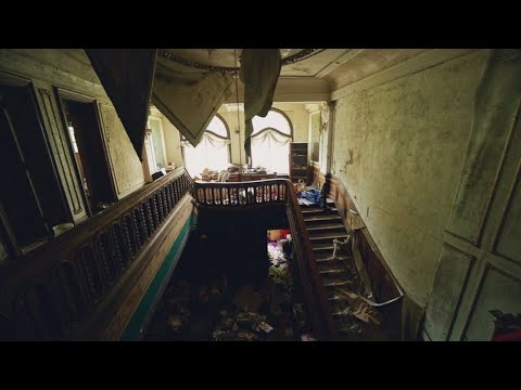 Historic Abandoned Mansion Occupied By Black Family Left Everything Behind