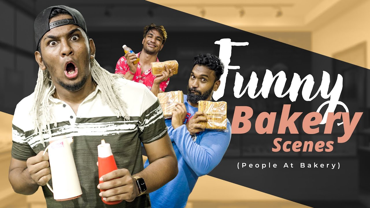 Funny Bakery Scenes | Warangal Diaries Comedy Video