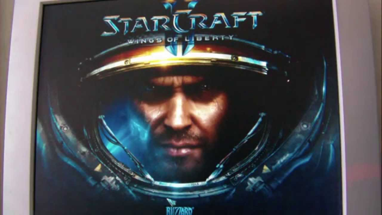 Starcraft 2 On Amd Athlon Xp 2500 3200 Youtube