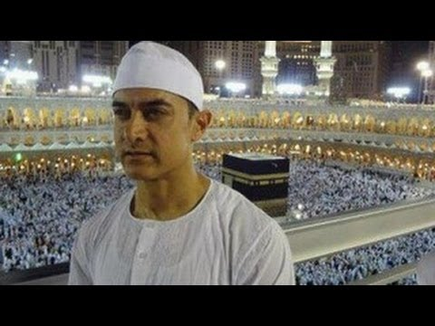 Aamir Khan SPOTTED in Mecca on Hajj