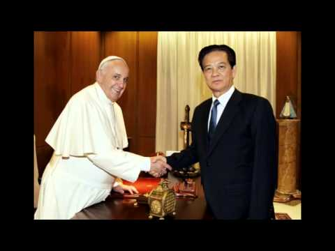 VN-VATICAN AND VIETNAM WANTS TO RECOVER THE ASSIGMENT