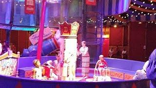 Dumbo The Flying Elephant Indoor Playgorund.