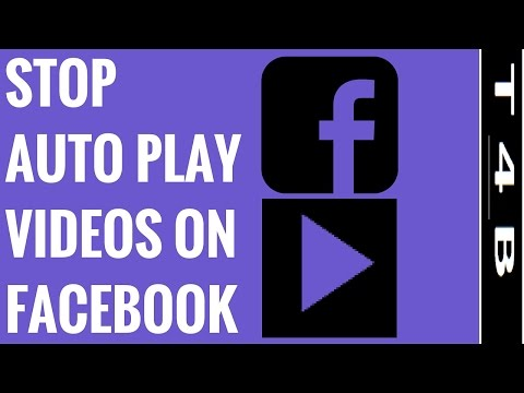 how to stop videos autoplay on facebook Android | iPhone | Windows Phone Mobile