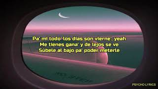 Maluma x J Balvin - Que Pena ( Letra / Lyrics )