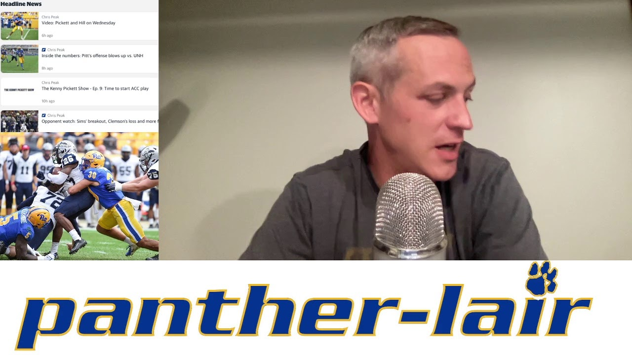Download The Panther-Lair Show - 9/29/2021