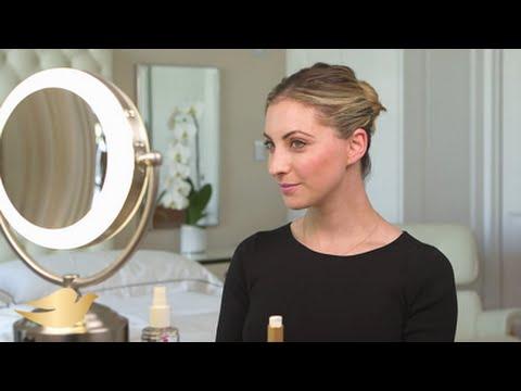 How To: The Sleek Bun with Dove Hair