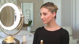 Repeat youtube video How To: The Sleek Bun with Dove Hair