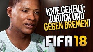FIFA 18 ⚽️ 032: Bayern München gegen Werder Bremen