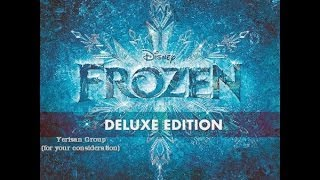 For The First Time In Forever - Kristen Bell ft. Idina Menzel