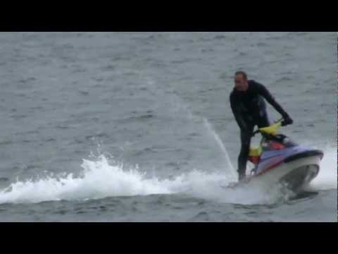 JET SKI fun on Lake Ontario