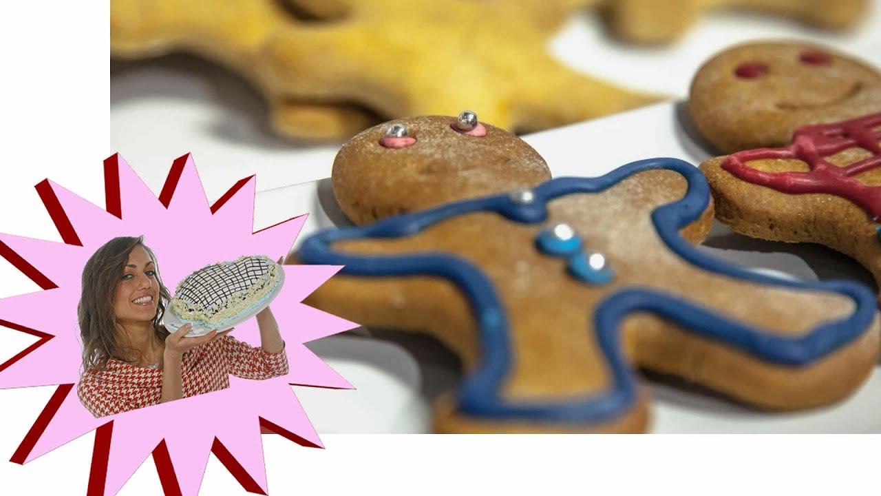 Biscotti Di Natale Uccia.Biscotti Allo Zenzero Biscotti Di Natale Le Ricette Di Alice