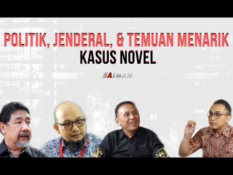 Politik, Jenderal, & Temuan Menarik Kasus Novel (1)