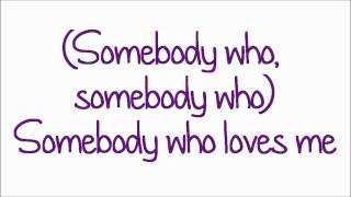 Glee - I Wanna Dance With Somebody (Who Loves Me) (Lyrics) HD