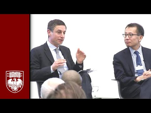 UChicago Davos 2015: The Future of Energy & Climate Change in Emerging Economies; Michael Greenstone