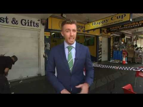 """Mark Reddie ABC News """"Bankstown Shooting"""""""