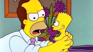 The Simpsons - Bart's Birth