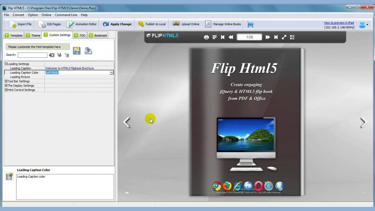 Html5 pdf free css3 book