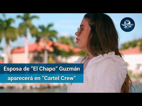 """Emma Coronel, esposa de """"El Chapo"""", aparece en anuncio de reality show"""