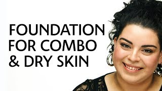 Everyday Foundation Routine for Combination & Dry Skin   Sephora