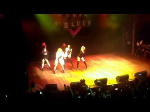 "Danity Kane ""Showstopper"" live Dec. 16th 2013 House of Blues"