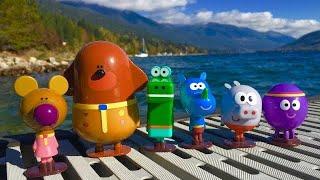 TOYS In Water Popular Videos Hey Duggee TELETUBBIES Playmobil Waterpark