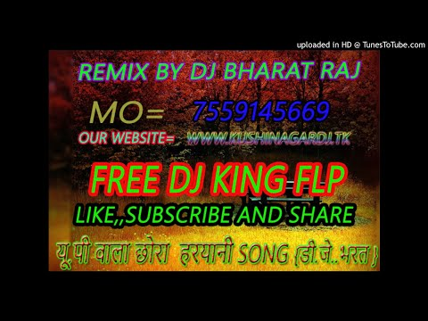 Up Wala Chora Remix By Dj Bharat Raj  {Fl Master Support}