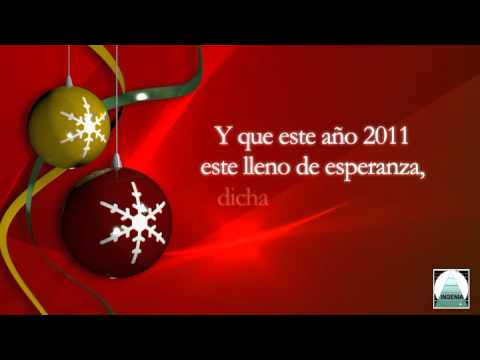 Video tarjeta de navidad para empresas visualpro c a - Tarjetas de navidad artesanales ...