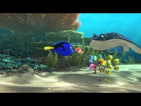 Reunion Clip From Finding Nemo