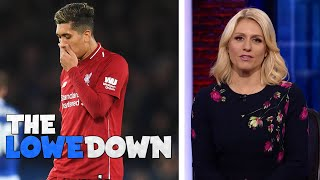 Premier League Weekend Roundup: Matchweek 29 | The Lowe Down | NBC Sports
