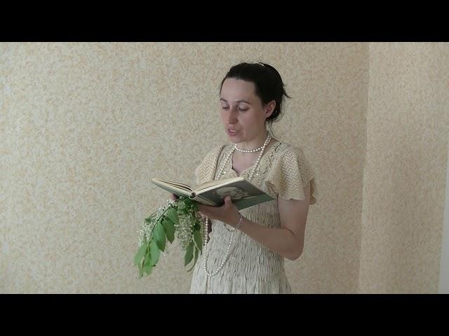 Изображение предпросмотра прочтения – ЮлияПерова читает произведение «Обломов» И.А.Гончарова