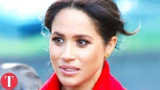 Meghan Markle Won't Have Custody Over Their Kids And Here's Why
