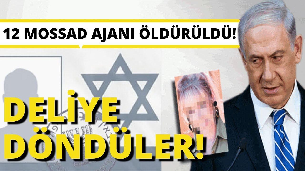 İSRAİL'İ ÇILDIRTAN MUSEVİ TÜRK AJANI...!
