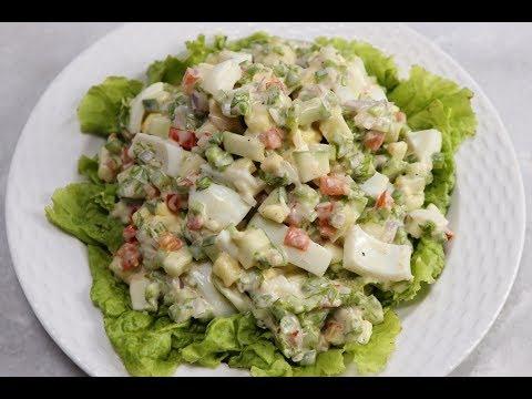 Egg Salad   Hard Boiled Egg Salad Recipe