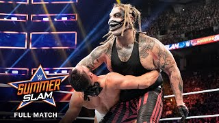 "FULL MATCH - Finn Bálor vs. ""The Fiend"" Bray Wyatt: SummerSlam 2019"