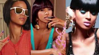 Rihanna vs. Ciara vs. Keri Hilson VOCAL BATTLE LIVE