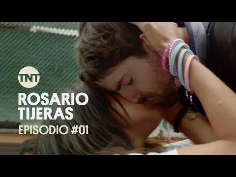 Rosario Tijeras S01E01 |  Rosario tiene una pregunta para Antonio