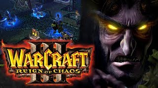 Warcraft III - Kampania Nocnych Elfów - ZA ELUNE ⚔️ eXtra klasyka ⚔️ - Na żywo