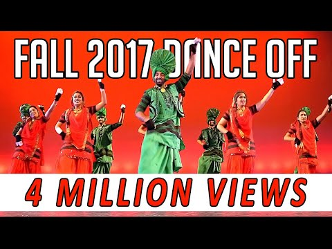 Bhangra Empire - Fall 2017 Dance Off