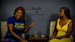 "EP 39 ""Crown and Sprite"" @drinksanddiscussions"