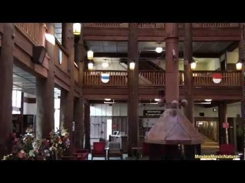 Many Glacier Hotel - Glacier National Park, Montana, USA