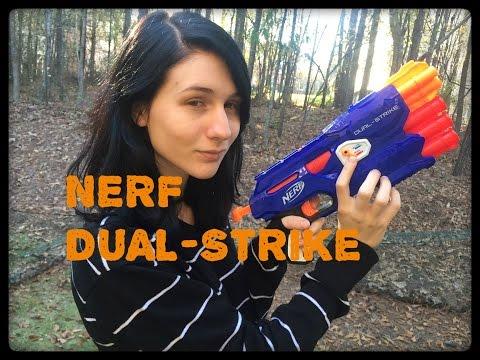 Honest Review: Nerf Dual-Strike (Mega + Elite Blaster All-In-One)