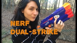 Honest Review: Nerf Dual-Strike (Mega + Elite Blaster All-In-One)