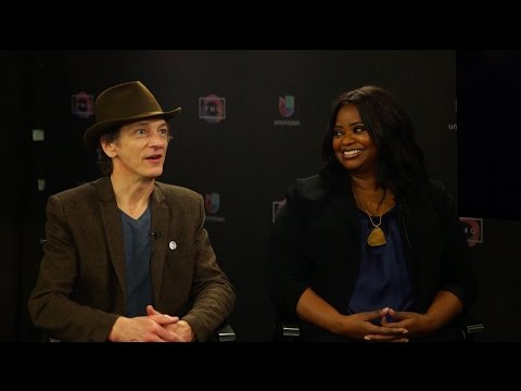 Octavia Spencer and John Hawkes tell us the smallest crimes they've committed