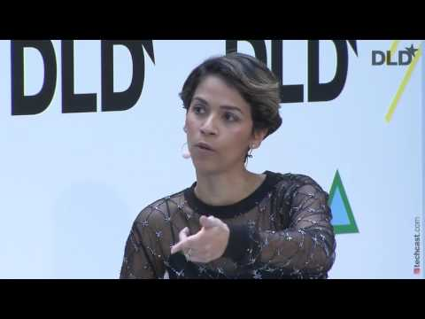 Future Of Retail (Markus Braun, William Kim, Johannes Steegmann) | DLD17