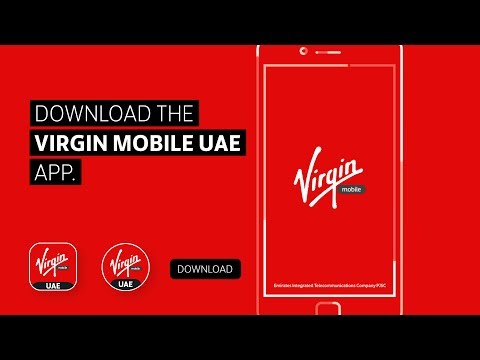 A Step-by-step Guide To Signing Up In The Virgin Mobile App.