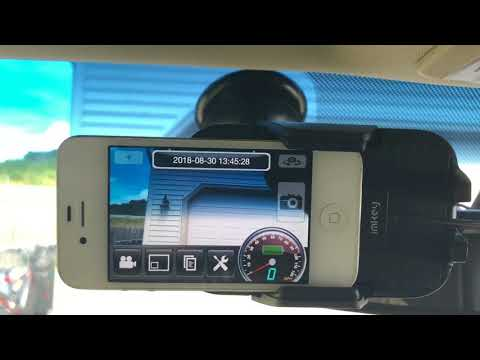 Use An Old IPhone As A Dashcam!