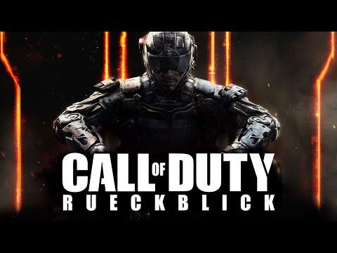 Call of Duty Rückblick: Black Ops 3